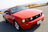 フォード・マスタング V8 GT コンバーチブル プレミアム【試乗記】