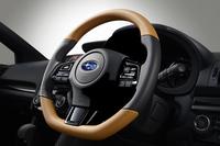 スバルWRX S4にインテリアにこだわった限定車【東京モーターショー2015】の画像