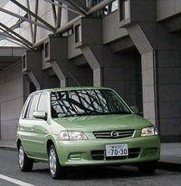 マツダ・デミオ 1300ピュアレ(4AT)【試乗記】の画像