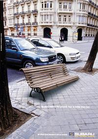 第16回:『スバル、スペインでの広告』の画像