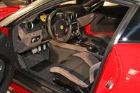 670psのフェラーリ、599GTO日本デビューの画像