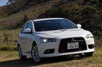 三菱ギャラン・フォルティス スポーツバック スポーツ(FF/CVT)/ラリーアート(4WD/6AT)【試乗速報】の画像