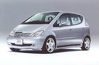 メルセデス「Aクラス」、2.1リッターの限定車発売の画像