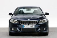 「BMW 5シリーズ」の「M Sportパッケージ」装着車。