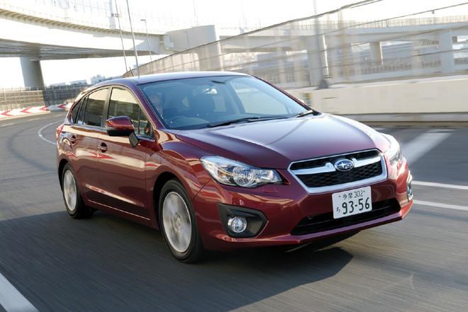 スバル・インプレッサスポーツ2.0i(4WD/CVT)/インプレッサG4 1.6i-L(FF/CVT)【試乗記】