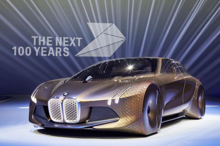 BMWビジョンネクスト100