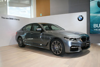 「BMW 540i Mスポーツ」