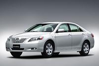 「トヨタ・カムリ」内外装のカラーを変更の画像