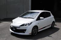 コンプリートカー「トヨタ・ヴィッツ G's」発売の画像