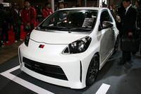トヨタ、「iQ GRMN」の後継モデルなど公開【東京オートサロン2011】