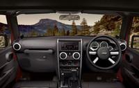 「ジープ・ラングラーサハラ」09年モデル発売、ギア比変更でより快適に