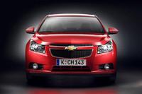 GMが新型「シボレークルーズ」を発表【パリサロン08】の画像