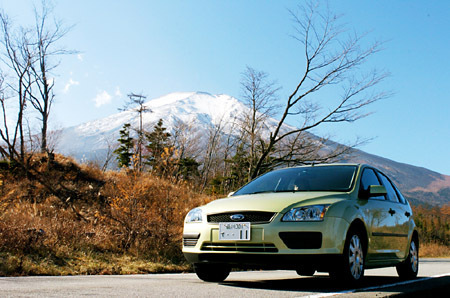 フォード・フォーカス 1.6(FF/4AT)【試乗記】