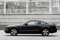 フォード・マスタングV8 GTクーペ プレミアム(FR/5AT)【ブリーフテスト(前編)】