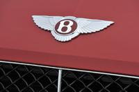 赤いエンブレム「レッドレーベル」はV8シリーズの証し。