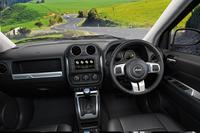 ジープ・コンパスに充実装備の特別仕様車が登場の画像