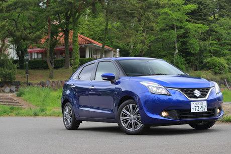 ターゲットは「フォード・フォーカス」? スズキから新しいコンパクトモデルの「バレーノ」が登場。新開発...