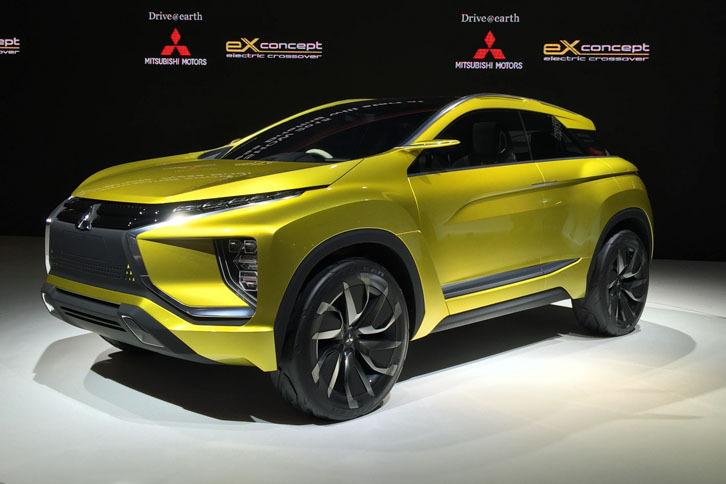 三菱eX Concept