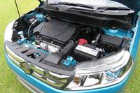 パワーユニットには「SX4 Sクロス」などと同じ1.6リッター直4ガソリンエンジンが採用される。