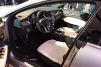 特別限定車「CLS63 AMG シューティングブレーク Edition1」のインテリア。