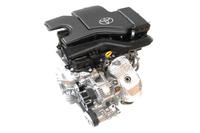 ダイハツと共同開発した新型1リッターエンジン。