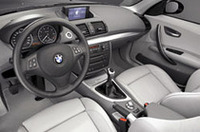 BMWのニューモデル「1シリーズ」公表されるの画像