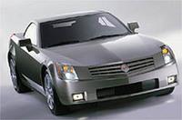 キャディラックのニューモデル、名前は「XLR」の画像