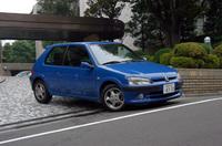 プジョー106 S16リミテッド(5MT)【試乗記】の画像