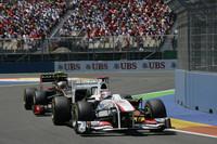 【F1 2011 続報】第8戦ヨーロッパGP「誰がベッテルを止めるのか?」