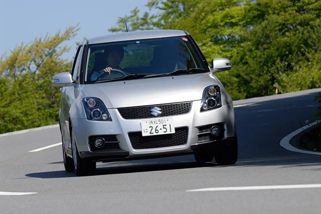 スズキ・スイフトスポーツ(FF/5MT)【試乗記】