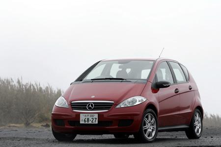 メルセデス・ベンツA170(FF/CVT)【試乗記】