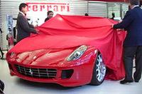 【Movie】「フェラーリ599」発表会、V12の咆哮にジャン・トッドもご満悦