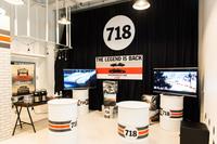 「718ボクスター」デビューを記念した秘密のイベント開催の画像
