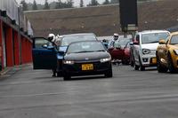 ツインリンクもてぎのピットに10台のノミネート車が勢ぞろい。(写真=北畠主税)