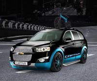 GMはシボレーブランドの3台を展示【東京オートサロン2013】