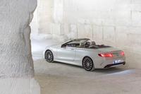 コート・ダジュールでは、「Sクラス カブリオレ」のほか、「SLKクラス」改め「SLC」にも試乗した。(photo:Mercedes-Benz)
