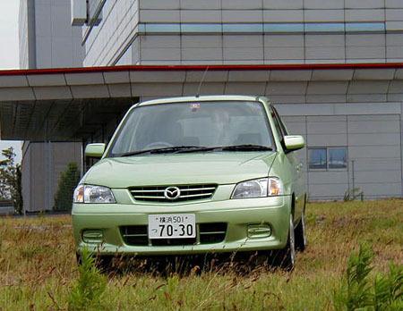 マツダ・デミオ 1300ピュアレ(4AT)【試乗記】