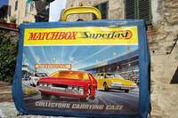 幼稚園時代から持っていた、マッチボックスのオリジナルケース。