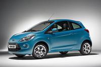 フォード、新型「Ka」の写真を公開の画像