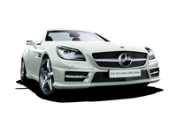 「メルセデス・ベンツSLK200 Carbon LOOK Edition」