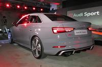 アウディの新型高性能モデル「RS 3セダン」登場の画像