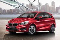 "「BMW 218iアクティブツアラー セレブレーションエディション""ファッショニスタ""」"