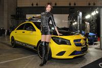 「メルセデス・ベンツCLA180(メルセデス・ベンツ スポーツ エクイップメント装着車)」
