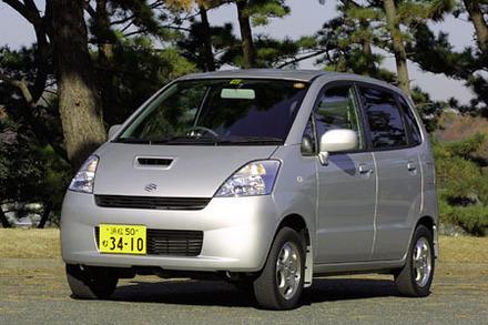 スズキMRワゴン ターボT(4AT)【ブリーフテスト】
