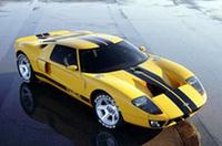 フォード、復活した「GT40」の量産化を発表の画像