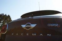 MINIラインナップ7番目のモデルとなる「ペースマン」。日本では2013年の3月2日(ミニの日)に発売された。