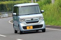 ホンダN-BOX G・EX Honda SENSING