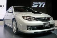 「スバル・インプレッサWRX STI」