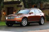 日産自動車 中国でインフィニティモデルの販売を開始