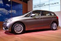 「BMW 2シリーズ アクティブツアラー」日本上陸の画像